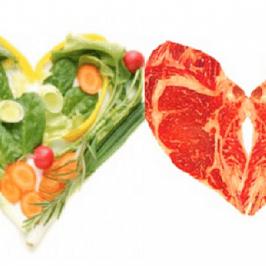 ¿Mejor carnívoros o Mejor vegetarianos?